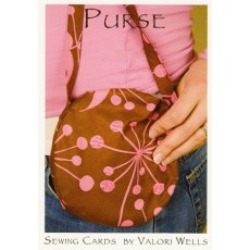 Purse - Sewing Card Stitch up a gorgeous little purse to go with any of your outfits  casual or for that girls night out T. Please Click the image for more information.