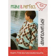 Make It Perfect Downtown Boy Make It Perfects Downtown Boy has been designed with trendy little boys in mind This jacket is sure to keep your little man warm during the cooler months it looks great worn during everyday play and can also be dressed up for going out Fu. Please Click the image for more information.