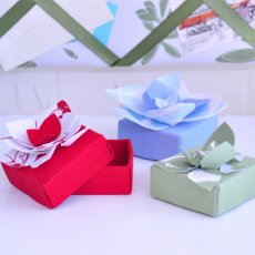 Dandi Fabric Flower Box Pattern Giftgiving has never looked better with these gorgeous fabric flower boxesSewing pattern includes detailed full colour instructions and cutting templates on how to create your own Flower Boxes Beaut. Please Click the image for more information.