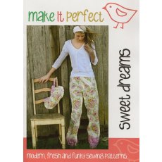 Make It Perfect Sweet Dreams There is nothing better than popping on a pair of pjs at the end of a long day Sweet Dreams Pyjama Pants are super comfy  ticking all the boxes with wide legs a beautiful satin ribbon drawstring and cool contrasting trim Tea. Please Click the image for more information.