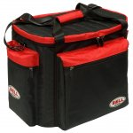 Bell Helmet & Gear Bag - Black/Red Extra large helmet bag designed for storage of helmet Hans device and a few other accessoires The bag also has 3 external storage pockets and a foam inner liner to better protect the helmet. Please Click the image for more information.