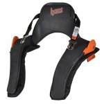 Hans Device - Adjustable Series  FIA 88582010 homologated Meets the SFI Foundations Spec 381 for head and neck restraints Great value with a comfortable fit no matter what type of car or racing seat  Supplied sliding tethers Easily adjustable Approximately 1034g Thixotropic molded construction Spiralock anti vibration fasteners DuPont Zytel fire resistant coating Sizes available in Medium  Large Helmet anchor posts not included Please Click the image for more information.