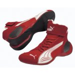 PUMA Trionfo Mid Pro II Puma Trionfo is the pinnacle of FIA race boots Functionality with a split heel construction gives additional support and weight reduction with the carbon heel it provides excellent stability and allows for a formed finish for maximum comfort . Please Click the image for more information.