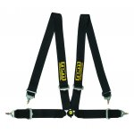 "RPM 3"" FIA 4 Point Harness FIA Approved Saloon configuration A quality product offering outstanding valueUpgrade to either 5pt or six point with additional purchase of either an I or V crotch strap. Please Click the image for more information."