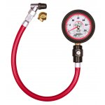 Longacre 2.5 Inch 0-30psi Deluxe Tyre Gauge The Longacre analog gauges range have sharp looking graphics and use a more durable mechanism to withstand tough racing use and still maintain accuracy. Please Click the image for more information.