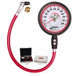 Longacre 3.5 Inch 0-60psi Magnum Tyre Gauge The Longacre analog gauges range have sharp looking graphics and use a more durable mechanism to withstand tough racing use and still maintain accuracy. Please Click the image for more information.