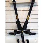 """RPM 2""""/3"""" 6pt FIA Harness FIA Approved Saloon configuration made specifically for easier use with HANS devices Please Click the image for more information."""