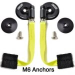 HYBRID VERS.1 HELMET ANCHOR KIT These new quickrelease helmet anchors are much lighter and lowerprofile than the original Quick Click anchors used by many frontal head restraint FHR manufacturersEach a. Please Click the image for more information.