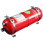 SPA 4.0L ALLOY SLIMLINE ELECTRIC EXTINGUISHER SYSTEM This system incorporates a single chamber alloy 40L bottle utilising electrical activation The SPA Design Fire Sense delivery system ensures you have time to get out of your vehicle. Please Click the image for more information.