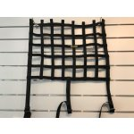 RPM Window Net 18x24 with straps Black 18x24 webbing style window net with side intrusion bar straps for easy of fitment to cars with a full cage. Please Click the image for more information.