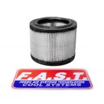 "F.A.S.T FILTER 4"" FITS 1121,22,23,27 FAST 4 Inch Filter FA1174 Fits FA1121 1122 1123 and 1127 fits Pro Series Remote Intake Blowers FA1121 105cfm  FA1122 150cfm Pro Series Desert Blower FA1123 105cfm and Turbo Series Desert Blower FA1127 100cfmReplacement Filters  Stock Up Now You have the right equipment to deliver fresh clean air to your head and stamina in your race Its not just a filter fo. Please Click the image for more information."