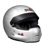 ST4GT - COMPOSITE New for 2010 a totally radical and futuristic looking helmet in a beautiful composite finish Ceritifcation  Snell SA2005A nice helmet for your sedan and sports car racing. Please Click the image for more information.
