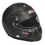 Stilo ST4F - Formula Carbon New for 2008 a totally radical and futuristic looking helmet in a beautiful carbon finish designed for use in open top and formula cars S. Please Click the image for more information.