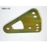 Wheelie bar 4130 Wheel mount Chromoly plate 125 wheelie bar wheel bracket Please Click the image for more information.