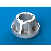 """PRO9 ALLOY TOWER 35.5"""" FLOATER HOUSING Billet 6061 T6 Alloy  Tower To Suit  35 FLANGE TO FLANGE  FLOATER HOUSING Please Click the image for more information."""