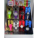 24-piece pack with display This pack takes the hassle out of selecting watches  We will pick bestsellers and present the watches in a counter top display box  Co. Please Click the image for more information.