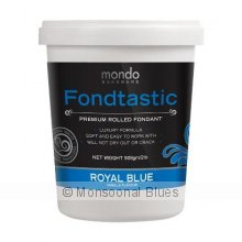Mondo Fondtastic Premium Rolled Fondant - Royal Blue The Fondtastic Premium Rolled Fondant by Mondo is a quality non stick pliable fondant icing that produces a smooth elegant finish I. Please Click the image for more information.