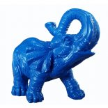 Blue Elephant Blue Elephant of protection A Feng Shui protection statueBuy the Blue Rhino also AN158 Please Click the image for more information.