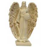 Archangel Michael Statue, Ivory, 93mm Archangel Michael Statue Ivory 93mm Please Click the image for more information.