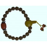 King Kong Bodhi Seed bracelet with gourd King Kong Bodhi Seed bracelet with gourd 7mm diameter seeds with free drawstring pouch Please Click the image for more information.
