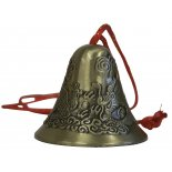 Dragon & Phoenix Bell on Red Cord Dragon  Phoenix Bell on Red Cord Bell H  55mm x W  66mm Please Click the image for more information.
