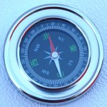 Compass, Silver, H12 x W60mm Compass Silver H12 x W60mm Please Click the image for more information.