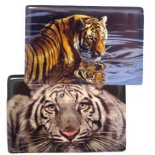 Two Tiger fridge magnets Two Tiger fridge magnets Please Click the image for more information.