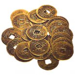 I Ching Coin. Pack of 10 coins, small 15mm I Ching Coin Pack of 10 coins small 15mm Please Click the image for more information.