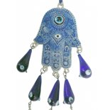 Hamsa or Hand of Fatima hanging Hamsa or Hand of Fatima hanging Please Click the image for more information.