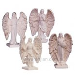 Set of  four Archangels, Michael, Gabriel, Uriel and Raphael. 93mm Set of  four Archangels statues Michael Gabriel Uriel and Raphael These are a bigger version of our smaller set ST060An . Please Click the image for more information.