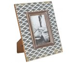 Sparrow Wooden Photo Frame Antique style wooden photo frame with black and white decoupage Classic and shabby chic style to display family photos. Please Click the image for more information.
