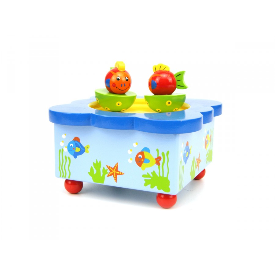 music box   fish toys bliss garden and giftware online
