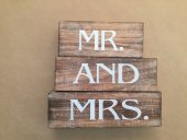 Mr & Mrs Blocks  Please Click the image for more information.
