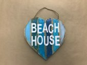 Large Heart Sign Beach House  Please Click the image for more information.