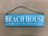 Beach House Sign Sandy Toes  Please Click the image for more information.