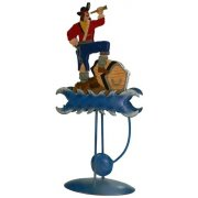 Boyle Pirate Balancing Instrument  Please Click the image for more information.