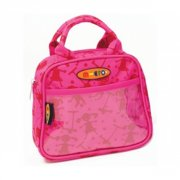 Micro Scooter Bag - Pink Ideal for children to carry their all important bits and bobs around with them wherever they scootWhet. Please Click the image for more information.