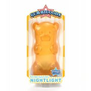 GummyGood Gummy Bear Night Light orange Give this practical yet totally gorgeous bear a big belly squeeze and he lights up the room with his long lasting LED light. Please Click the image for more information.