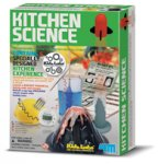 Kitchen Science SOLD OUT Kitchen Science kit teaches children to perform amazing experiments with every day materials It contains specially designed kitchen science generate electricity by using a fork and a lemon and a light bulb L. Please Click the image for more information.