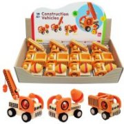Artiwood Construction Vehicles The Aritwood Construction Vehicles range  encourage childrens role play social interaction and develops physical skills T. Please Click the image for more information.