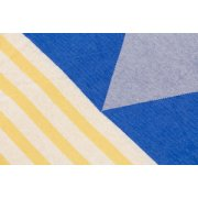 La De Dah Blue Triangle Blanket La De Dah Blue Triangle Blanket perfect keepsake gift for a Newborn  These blankets are made from the finest 100  cotton A. Please Click the image for more information.