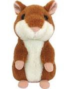 Chatter Munk SOLD OUT Chatter Munk is the smartest little chipmunk  he copies everything you say Switch him on and say somethinghell chat straight back in his cute chipmunk voice while his head bops up and down Please Click the image for more information.