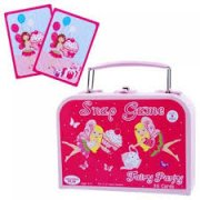 Pink Poppy Princess Snap SOLD OUT Pink Poppy Tea Party Snap GameA great classic game with a cute pink twistComes in a carry box with metal clip fastener and carry handle for easy pack away  storagePerfect for at home or travel. Please Click the image for more information.