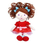 Pink Poppy Charlotte Doll SOLD OUT The Pink Poppy Rag Doll Charlotte is hand crafted from lovely soft cottons with a gorgeous little red dress and red shoes. Please Click the image for more information.