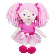 Pink Poppy Sophia Doll SOLD OUT The Pink Poppy Rag Doll Sophia is hand made from lovely soft cottons with a gorgeous little dress and Pink hair. Please Click the image for more information.