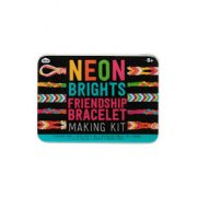 Neon Friendship Bracelets Making-Kit Colourful Bracelets for colourful friendships Watch friendships grow with bracelets hand made by you Choose from 5 designs 12 different colours and your creativity Ma. Please Click the image for more information.