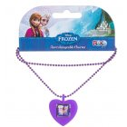 Frozen Anna & Elsa Necklace  SOLD OUT Show the world you love Frozen with these interchangeable charm necklaces Collect swap and change the charms as you like Kids can collect the assorted charms featuring various Frozen characters then mix and match to create their own custom charm necklace Size. Please Click the image for more information.