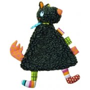 T'es Fou Louloup Flat Wolf Doll T es fou louloup is a collection which tells the story of a crazy cuddly wolf and his friends a little red riding hood a pig a chickthis wolf is super soft material with crinckle paper in the tailBaby can disc. Please Click the image for more information.