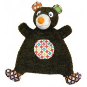 Woodours Flat Bear Doll The Woodbear family is about love and tenderness between a daddy and his baby Flat Bear Doll is a snuggly flat blanket. Please Click the image for more information.