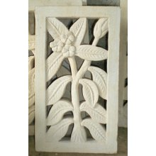 AN 1296 Balinese Limestone Wall Relief  Balinese Limestone Wall Relief Please Click the image for more information.